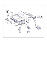 Фильтр электробатареи абсорбер влагоотвадитель Smart Fortwo ED