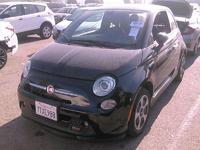 Разборка Fiat 500E на запчасти