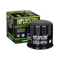 Фильтр масляный для мото HF 198