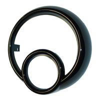 Накладка кольцо на часы тахометр Smart 453