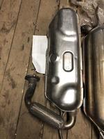 Глушитель Smart 451 дизель 40KW
