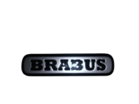 Шильдик наклейка Brabus Smart 453 A4538171500