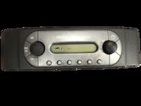 Штатная магнитола Smart Fortwo серая радио