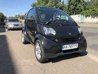 Smart Fortwo 450 0.7 Brabus 2005 черный