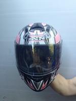 Мото шлем IXS XXL pink HX530