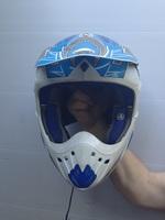 Мото шлем каска кроссовый Acerbis M