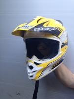 Мото шлем кроссовый Shoei Preston 2 S