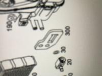 Уплотнительная рамка А4518350023 Smart 451