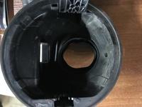 Крышка бензобака внутренняя часть Smart 451