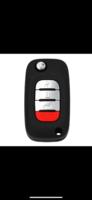 Ключ с чипом в сборе Smart 453