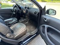 Smart Fortwo 453 EQ Cabrio Brabus 2018 бело-черный