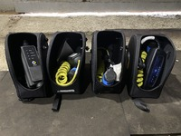 Кейс чехол для зарядки Smart 453 ED/EQ
