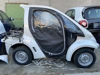 Toyota Coms электрический 2015 белый