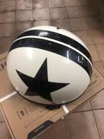 Мото шлем каска открытый Япония оригинал