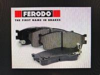 Тормозные колодки Ferodo 539P