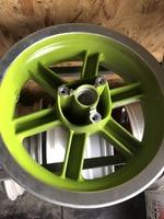 Диск колесный передний 3.50 R13 скутер мопед