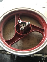 Диск колесный передний 2.50 R12 для скутера мопеда