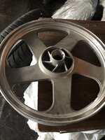 Диск колесный задний 2.50 R10
