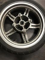 Диск литой Suzuki 3.50-R15