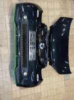 Бампер передний с капотом и камерой Brabus Smart Fortwo 453 Green Flash полный комплект
