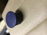 Заглушка центральной консоли Smart 450
