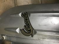 Значок шильдик наклейка Suzuki Verde