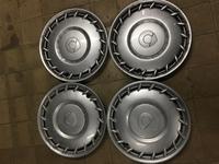 Колпаки на диски R15 Smart комплект A0004010824
