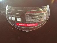 Визор стекло шлем Max E9 051108