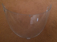 Визор стекло шлем Uvex E30558861 034264