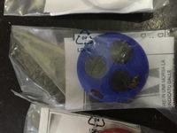 Корпус ключа цветной синий Smart 450