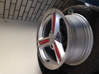 Литые диски R15 широкие Smart 451