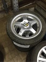Литые диски с летней резиной 195/45 R15 широкие Smart 450 451 Roadster