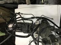 Вакуум главного рабочего цилиндра с педалью в сборе Smart 450