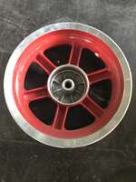 Диск колесный задний 3.50 R12 скутер мопед
