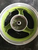 Диск колесный задний 3.50 R13 скутер мопед