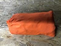 Чехол для скутера мото оранжевый