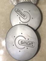 Колпак колесного диска железного серебристый Smart 450 0002166V003