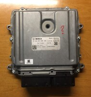 Блок BMS электро батареи Fiat 500e 0442010001