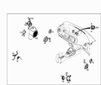 Проводка для сабвуфера Smart 453